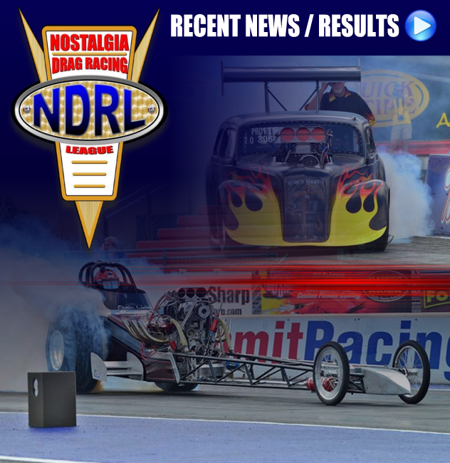 NDRL - Nostalgia Drag Racing League