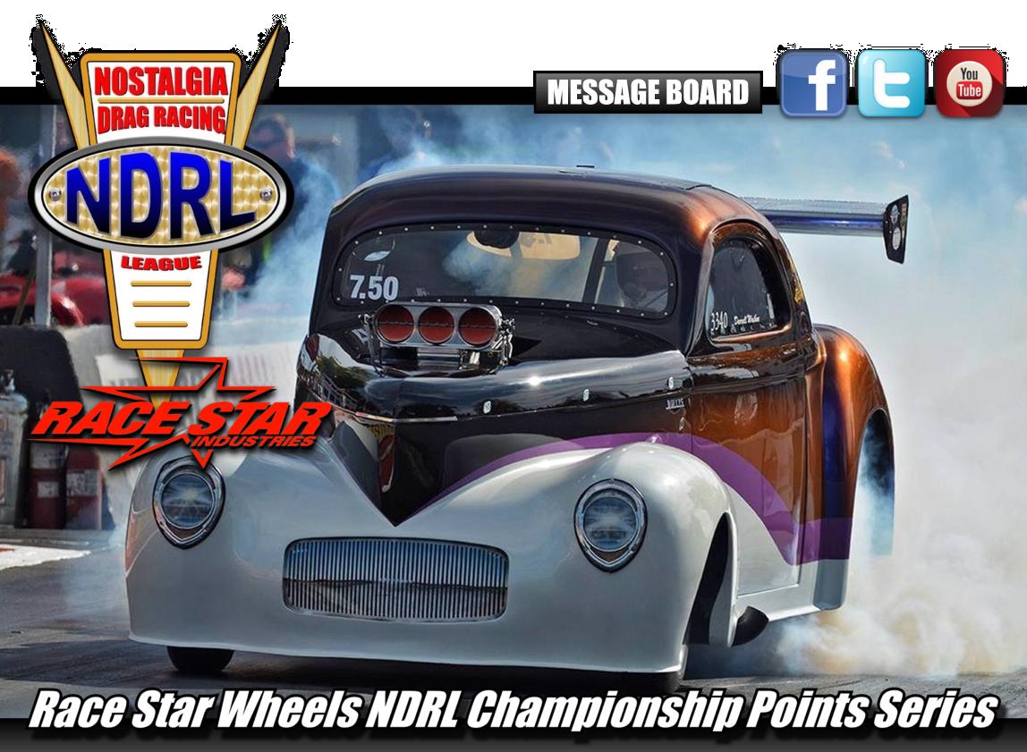 NDRL - Nostalgia Drag Racing League